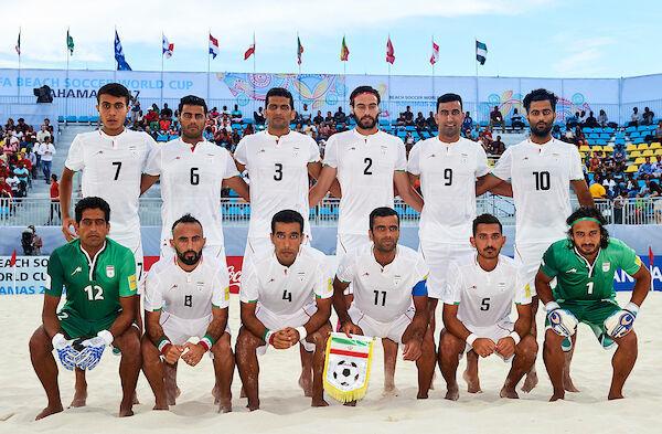 درخشش سه گیلانی در تیم ملی فوتبال ساحلی و کسب قهرمانی جام بین قاره ای