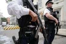 بازداشت چهار نفر در شرق لندن به ظن تلاش برای اقدام تروریستی