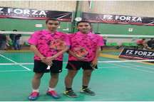 2 ورزشکار شیرازی به اردوی تیم بدمینتون جوانان ایران دعوت شدند