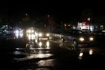 بارندگی تا سه شنبه در خوزستان ادامه دارد