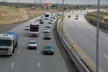 مسیر غربی آزادراه قم - تهران بهسازی می شود