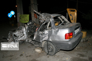 ۶۰۰ نفر سال گذشته در حوادث رانندگی پایتخت کشته شدند