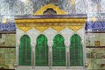 نصب 3 ضریح افتخار ماندگار بوشهری ها در کربلاست