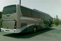 توقیف اتوبوس با سوخت گازوئیل قاچاق در میبد   ساخت باک اضافی زیر پای مسافران