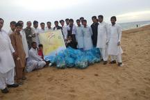 طرح سین هشتم در نوار ساحلی دریای عمان اجرا شد