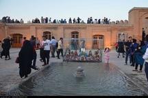 افزون بر 12 هزار گردشگر از قلعه فلک الافلاک خرم آباد دیدن کردند