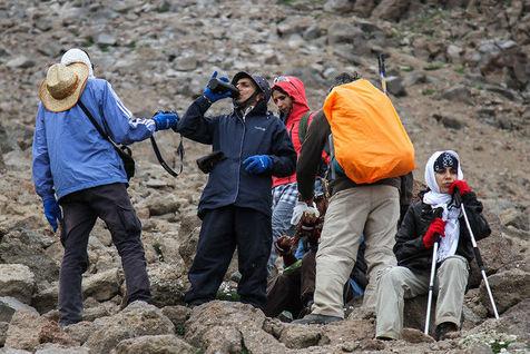 هیئت کوهنوردی مشهد بخشنامه جنجالی خود را لغو کرد
