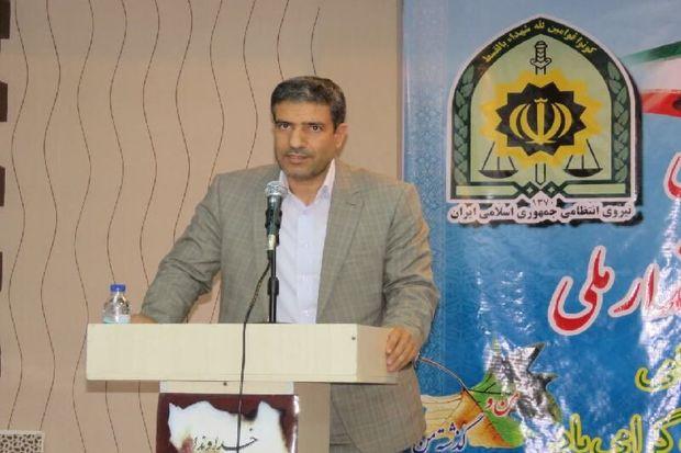 مبارزه با اعتیاد و مواد مخدر مختص نیروی انتظامی نیست