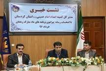 اجرای پنج برنامه محوری توسط کمیته امداد امام(ره) کردستان در رمضان