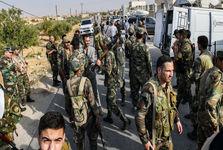 ارتش سوریه پس از 5 سال وارد شهر مهم «الرقه» شد