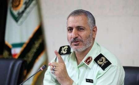 متهمان نصب پرچم داعش در شیراز دستگیر شدند