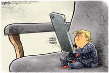 توئیتربازی جناب رئیس جمهور!