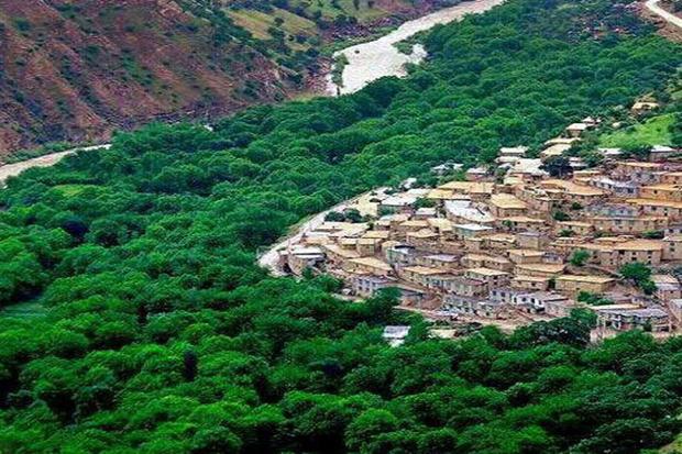 ثبت بافت 10 روستای منطقه هورامان کردستان ابلاغ شد