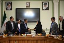 یک بانو به عنوان سرپرست یکی از معاونت های استانداری خراسان رضوی منصوب شد