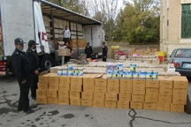 9 میلیارد ریال کالای قاچاق در خوزستان کشف شد