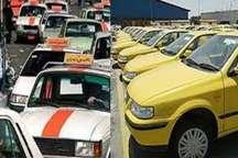 نوسازی ناوگان تاکسیرانی مشهد با یکهزار و 900 خودرو جدید