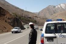 تردد در جاده های اصفهان روان است