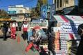 113 پایگاه جمع آوری کمک های مردمی برای زلزله زدگان در خراسان رضوی