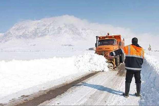راه ارتباطی 60 روستای شیروان بازگشایی شد