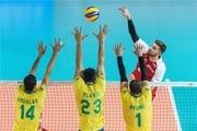 لهستان بازهم برزیل را برد/ سومی شاگردان هینن در لیگ ملت های والیبال