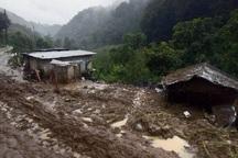 16 روستای مینودشت از محل رانش زمین دچار خسارت شدند