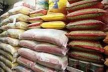 توقیف 8 دستگاه کامیون بامحموله 10 میلیارد ریالی برنج قاچاق در نیمروز