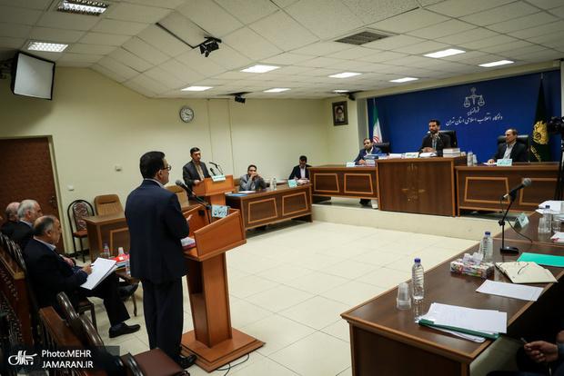 شهادت سردفتر یکی از متهمان پرونده بانک سرمایه علیه احمد بخشایش