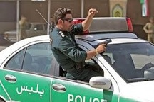 جزئیات تیراندازی و تعقیب و گریز پلیس در بزرگراه جناح