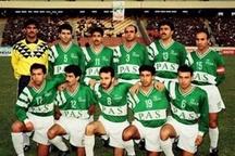 سقوط قهرمان آسیا به لیگ ۳ فوتبال ایران