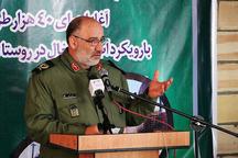 اجرای 985 طرح محرومیت زدایی توسط سپاه روح الله آغاز شد