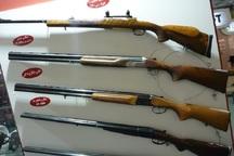 چهار قبضه سلاح شکاری در منطقه آوج کشف و ضبط شد