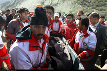امام جمعه شهرکرد از امدادرسانی به جان باختگان حادثه هواپیمای ترکیه ای تقدیر کرد
