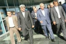 بهره برداری از سه پروژه عمرانی با حضور وزیرتعاون، کار و رفاه اجتماعی در عسلویه بوشهر