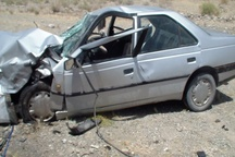 تصادف در محور دیلم- بهبهان یک کشته برجای گذاشت