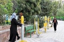پیشرفت 60 درصدی پارک بانوان در اسفراین