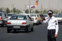 ترافیک در آزاد راه های البرز سنگین است