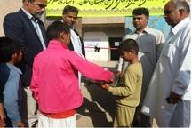 یک خانه ورزش روستایی در روستای گزگر دلگان افتتاح شد