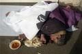 مرگ 3 معتاد به علت  گرسنگی و گرما در عسلویه