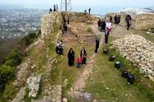قلعه مارکوه ؛ راوی هزار ساله رازهای ماندگاری رامسر