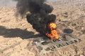 حادثه تلخ دکل 95 و فوران آتش اغراض سیاسی