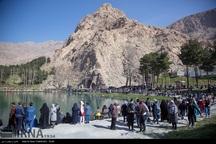 حدود 2 میلیون نفر از جاذبه های گردشگری کرمانشاه دیدن کردند