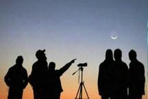 12 گروه استهلال در هرمزگان ماه رمضان را رصد می کنند