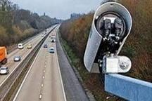 مجهز شدن محورهای مواصلاتی چهارمحال وبختیاری به دوربین ثبت تخلفات