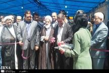 نمایشگاه کشاورزی و صنایع وابسته در سبزوار برپا شد