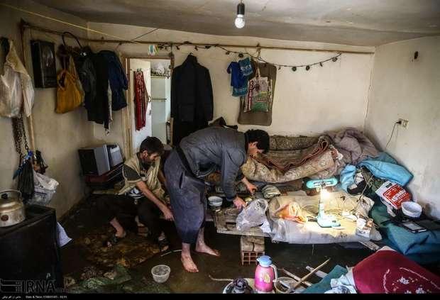 رئیس هلال احمر: فرو ریختن منازل سیل زده آق قلا محتمل است