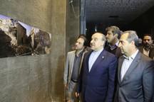 وزیر ورزش از 2 طرح ورزشی درحال ساخت در قم بازدید کرد