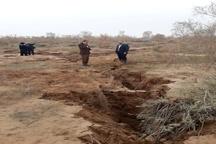 دشتهای قزوین ، در معرض خطر فروچالههای عظیم   تخریب روستاهای بوئین زهرا در صورت پیشروی