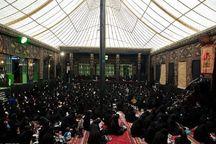 عزاداری در قدیمیترین تکیه تهران