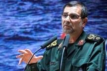 سردار تنگسیری: نیروهای فرامنطقهای به طور دائم رصد میشوند