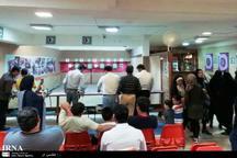 مسابقات بیماران هموفیلی در مشهد برگزار شد
